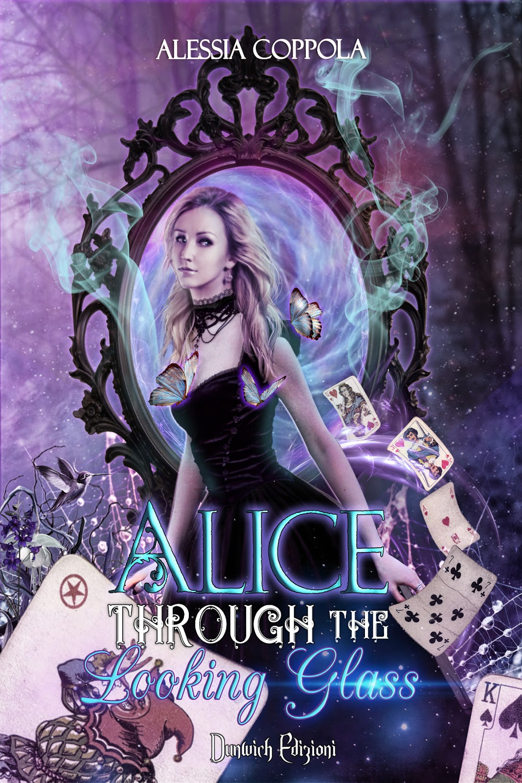 "Recensione: ""Alice through the looking glass"" di Alessia Coppola"