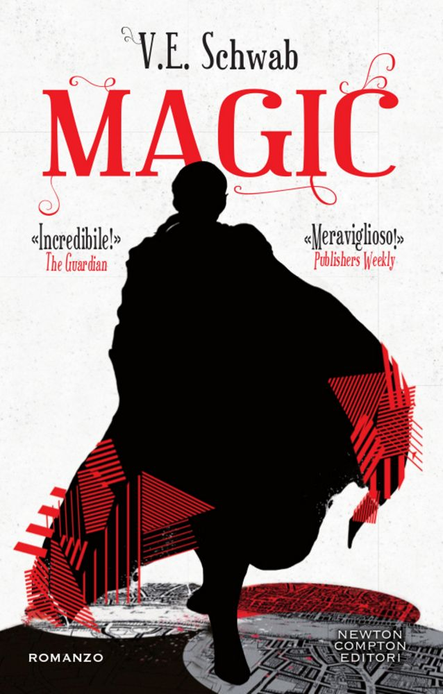 copertina magic