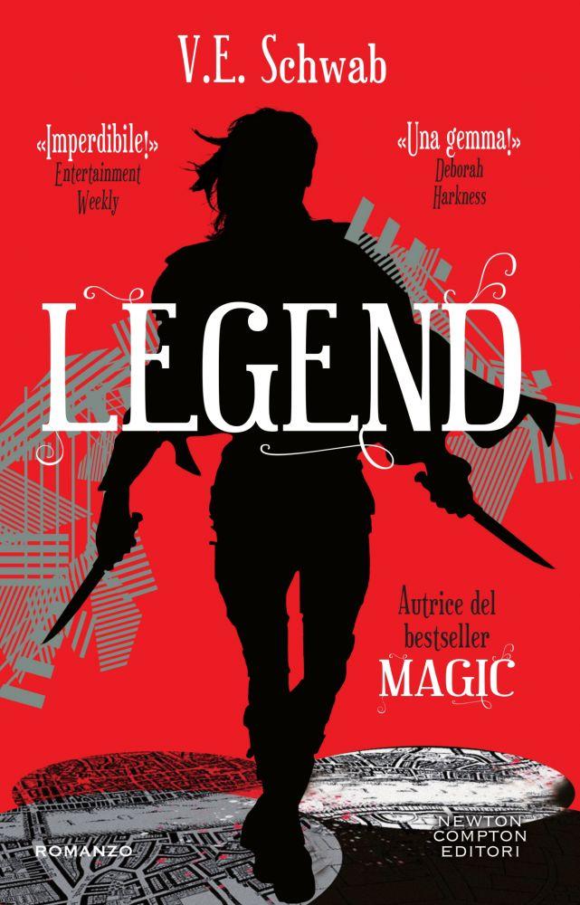 copertina legend