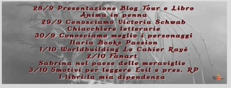 elenco blog partecipanti