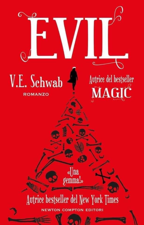 copertina evil