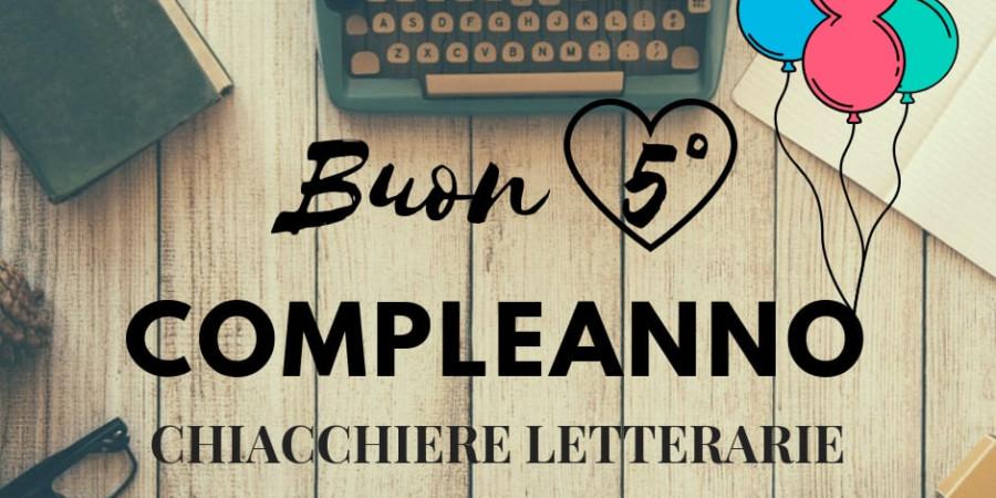Buon compleanno Chiacchiere Letterarie