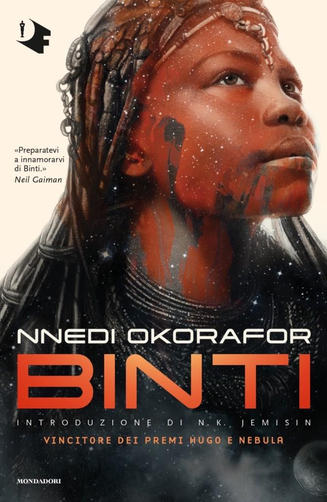 Copertina Binti di Nnedi Okorafor