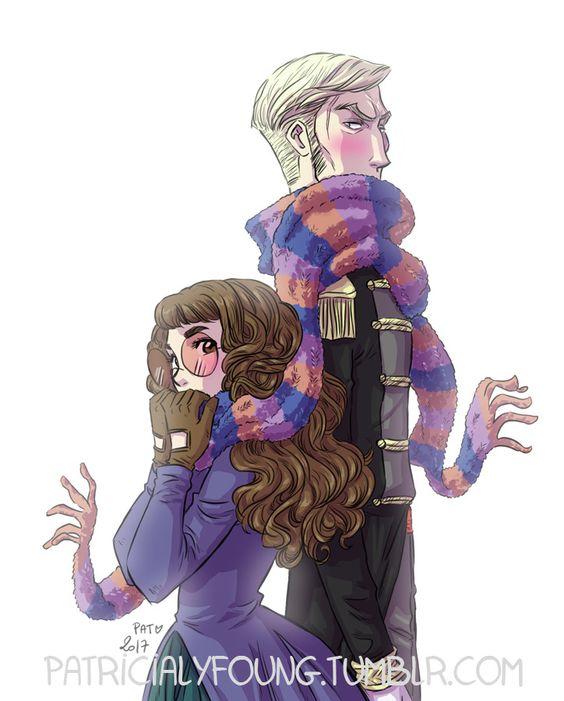 Thorn e Ofelia