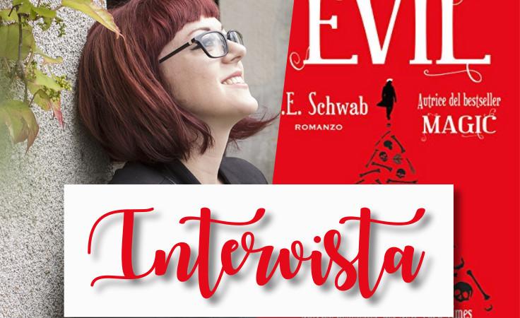 Intervista a Victoria Schwab