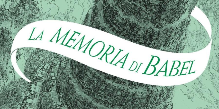 Banner La Memoria di Babel