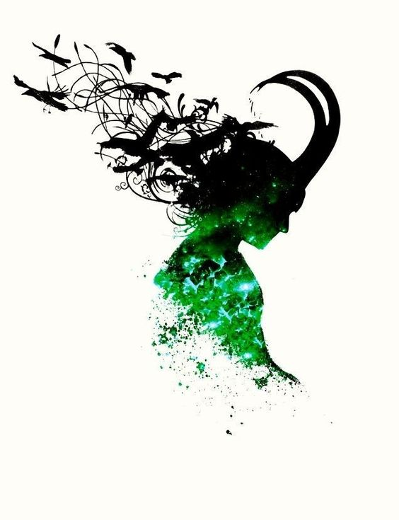 Illustrazione Loki