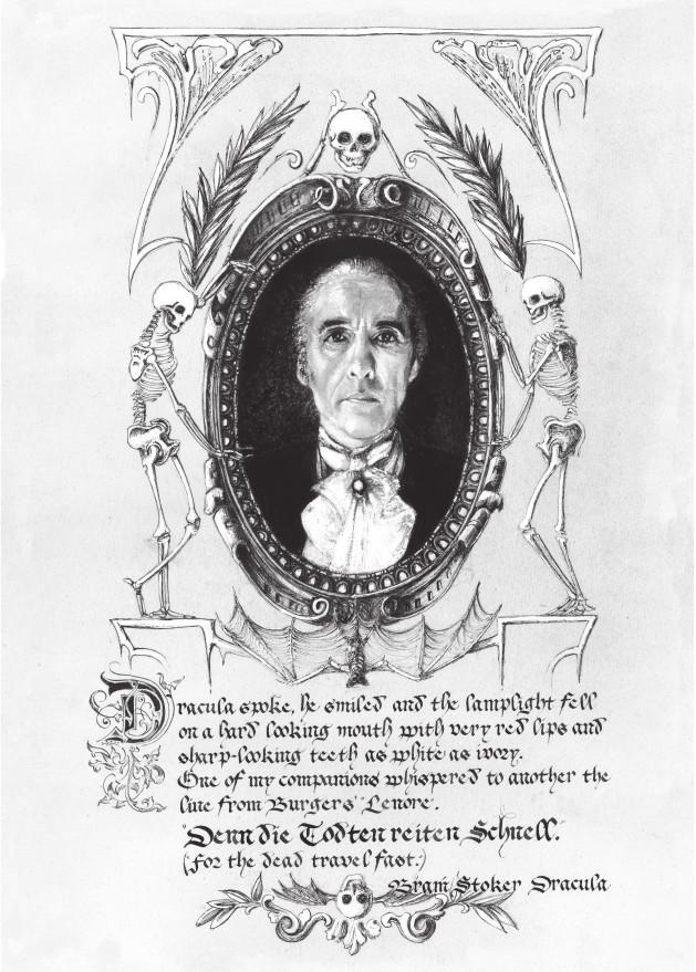 Dracula pagina interna