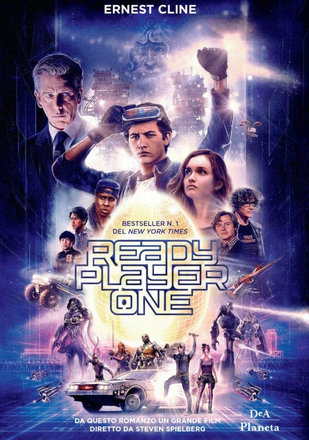 Locandina del film Ready Player One