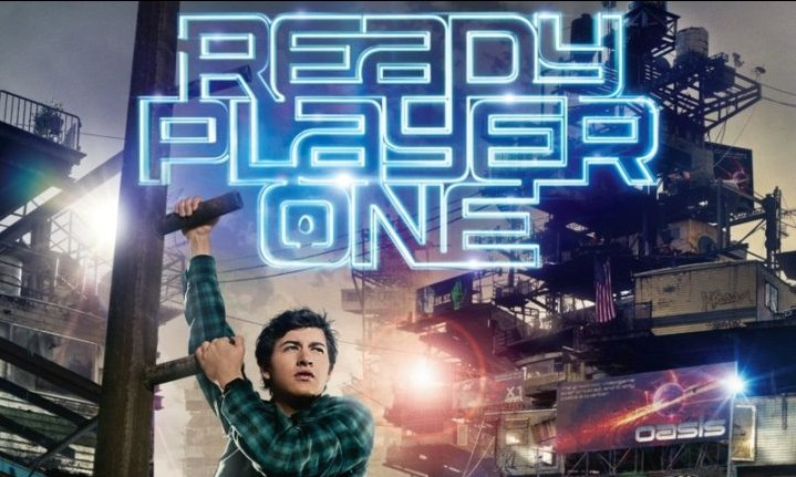 Copertina Ready Player One