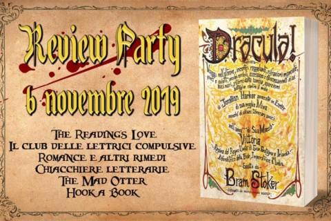 Review Party Dracula di Bram Stoker