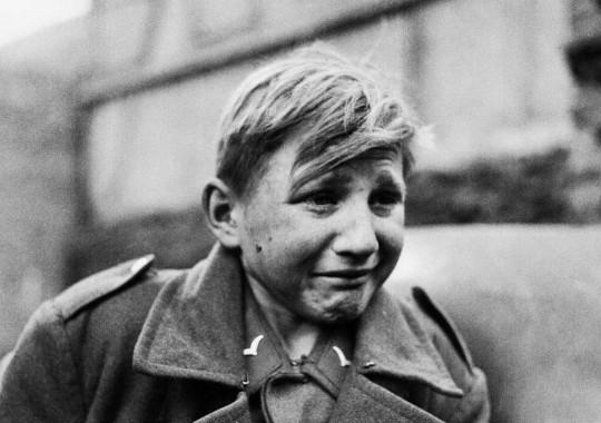 Un ragazzino come tanti altri, che credeva le mostrine sul bavero fossero solo motivo d'orgoglio.