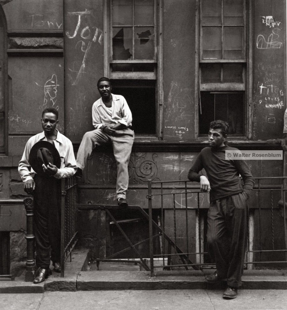 Harlem, anni 50