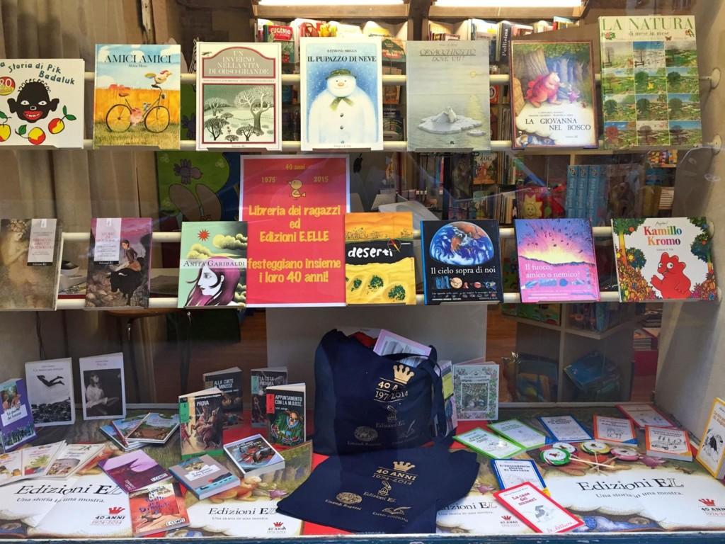 Una vista della Libreria dei Ragazzi | Blogger uniti per le librerie indipendenti