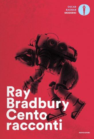 Copertina Cento racconti di Ray Bradbury