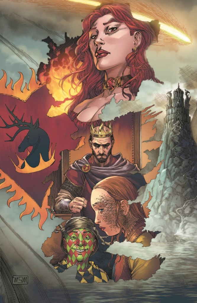 Cover libro | Recensione Il Trono di Spade