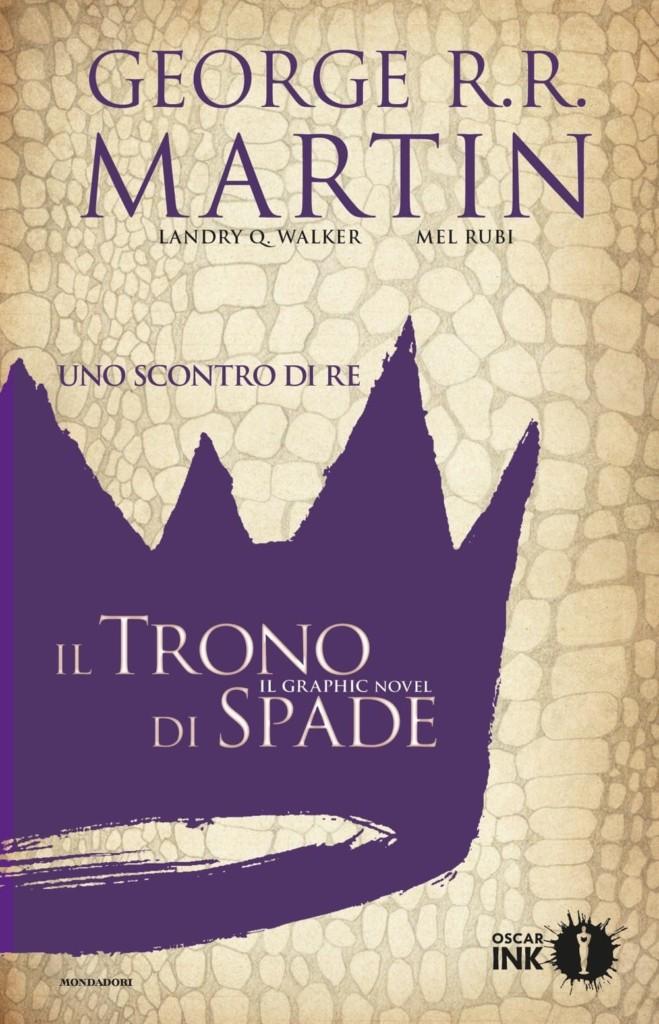 Copertina del libro | Recensione Il Trono di Spade
