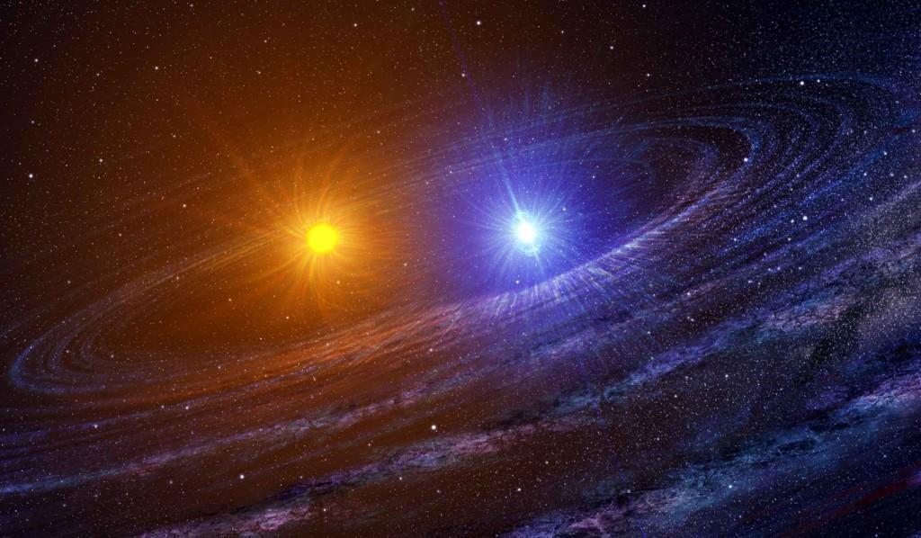 Sistema di stelle binarie