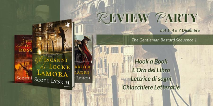 Gli inganni di Locke Lamora recensione