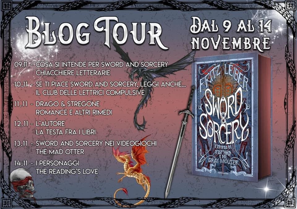Sword & Sorcery, Fritz Leiber