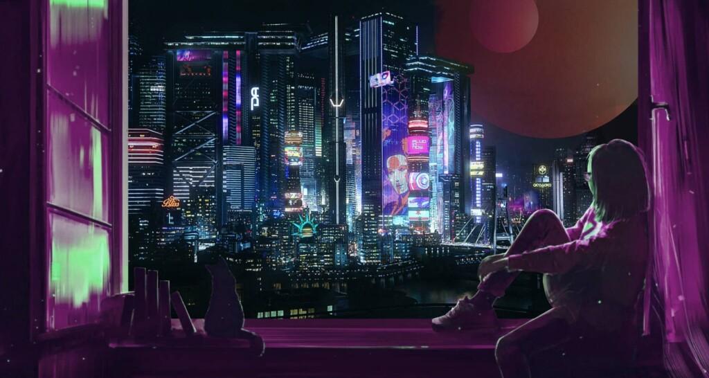 Ultra violet: call per racconti cyberpunk