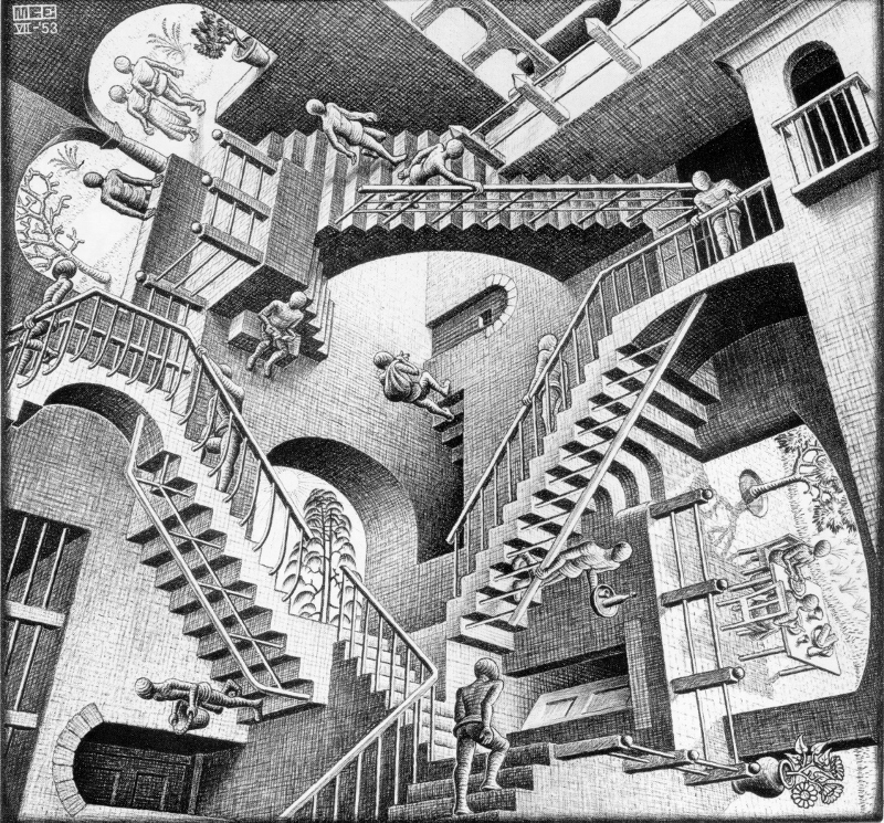 Il Labirinto di Escher