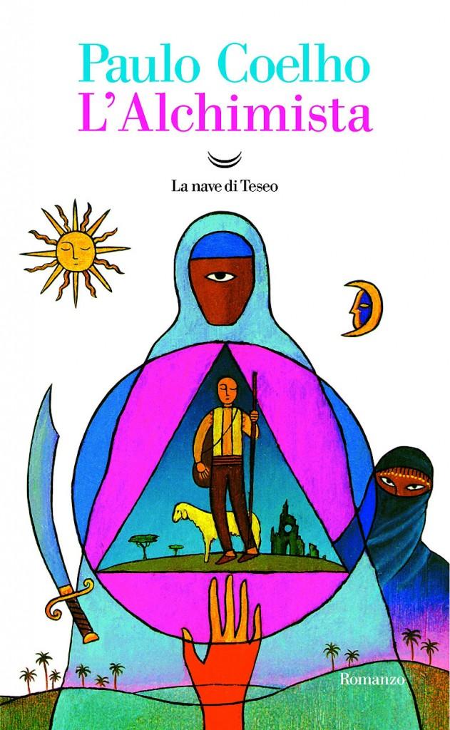 L'Alchimista copertina